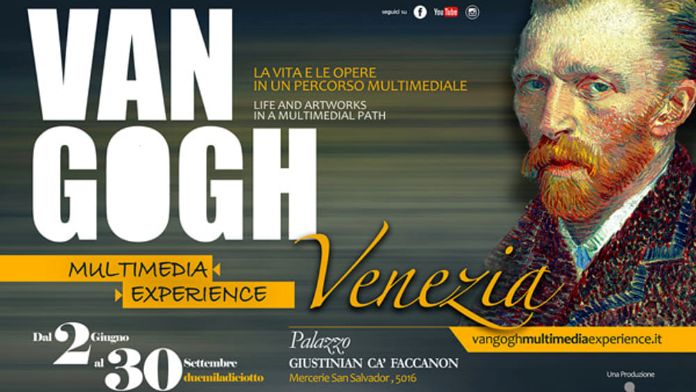 Van Gogh Multimedia Experience - Venice Dream House Apartments