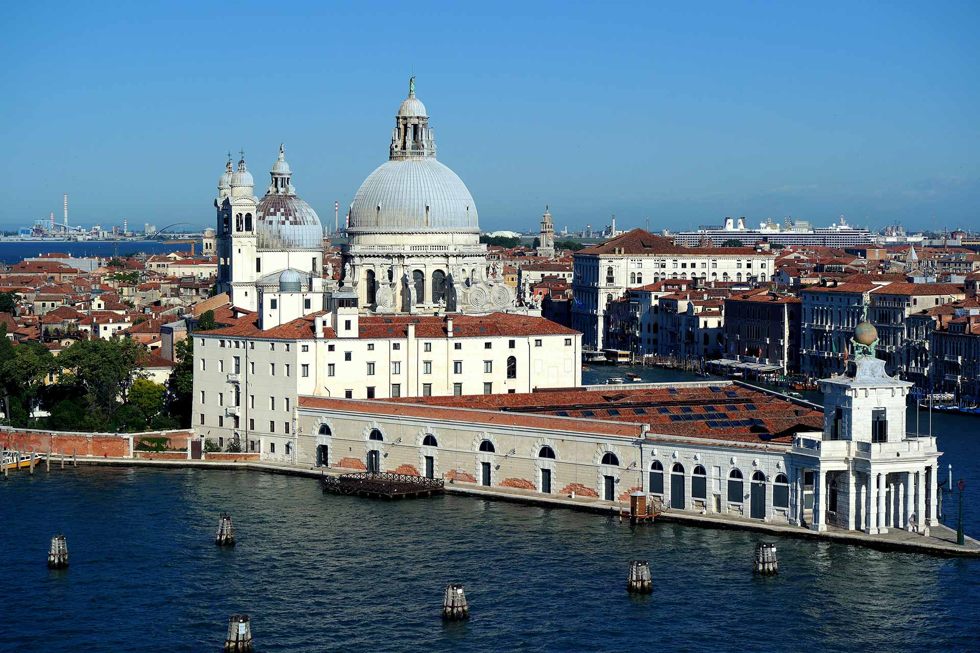 Feast of the Madonna della Salute - Venice Dream House