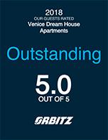 Badge Orbitz - Venice Dream House