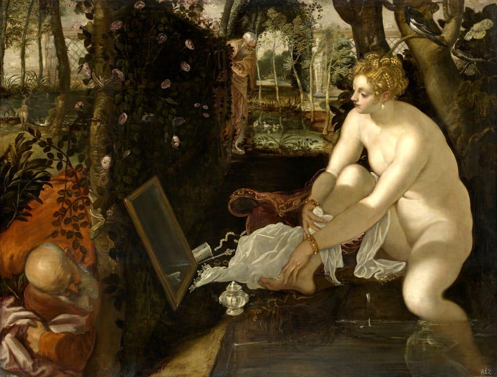 Mostra Tintoretto - Palazzo Ducale Venezia