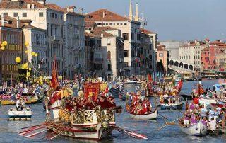 Historical Regatta - Venice Dream House