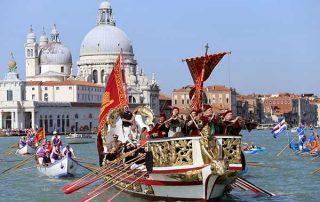 Feast of the Sensa - Venice Dream House