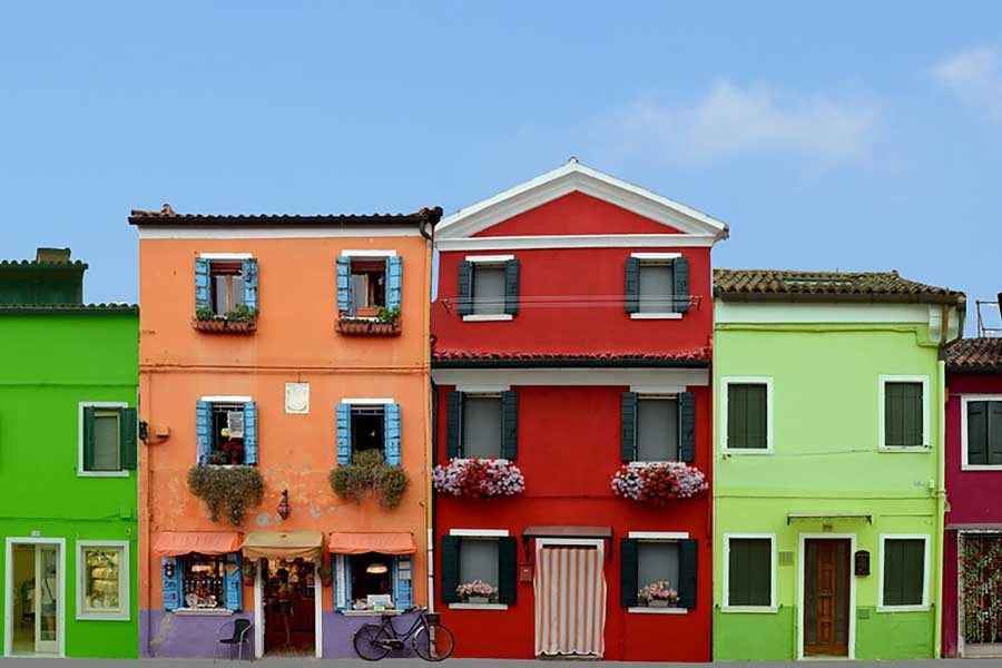 Tour alle isole di Murano, Burano e Torcello - Venice Dream House