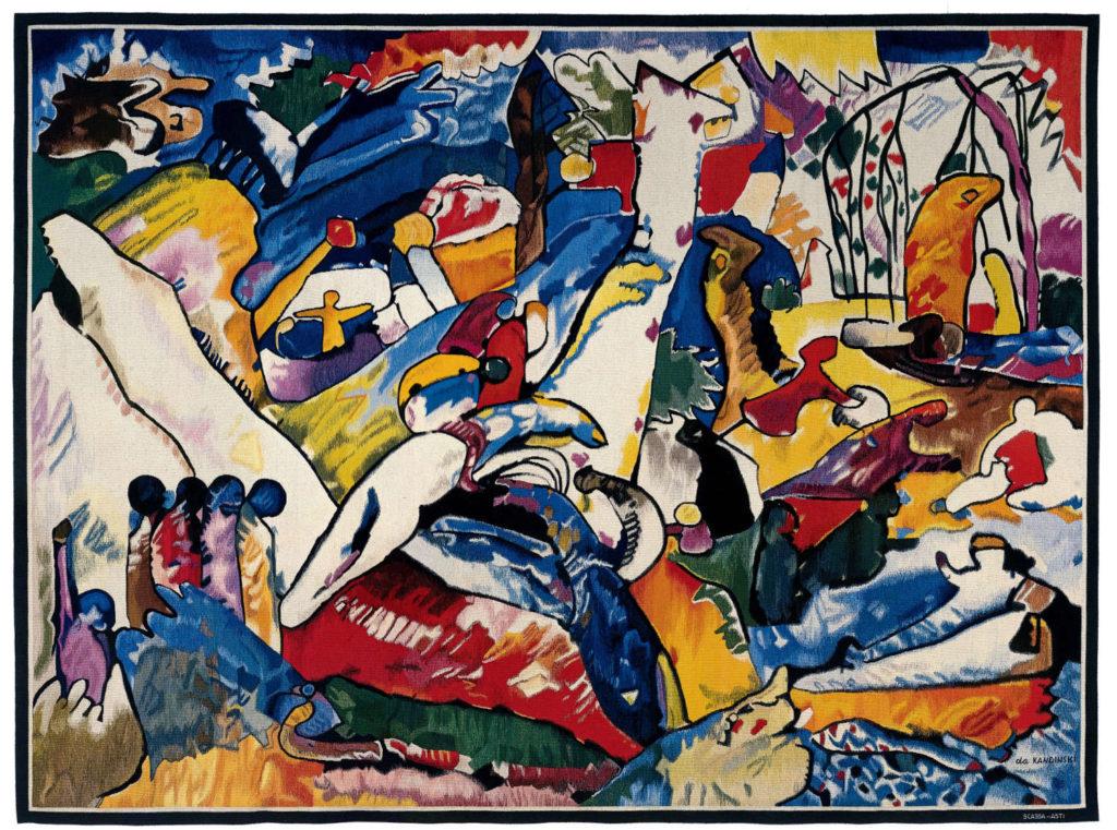 From Kandinsky to Botero
