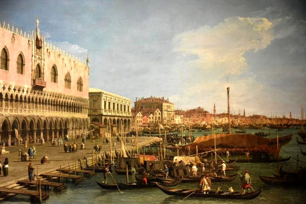Canaletto and Venezia - Venice Dream House